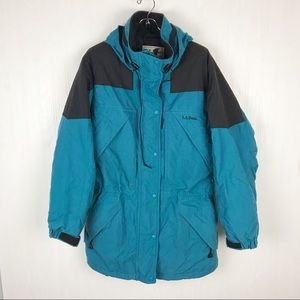 L.L Bean thinsulate liteloft coat vintage